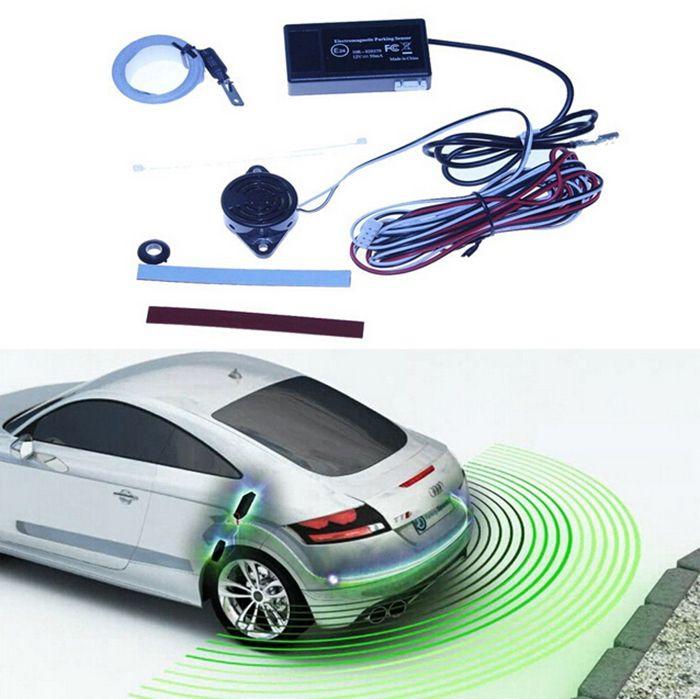 Sensor De Estacionamento Eletromagnético Universal