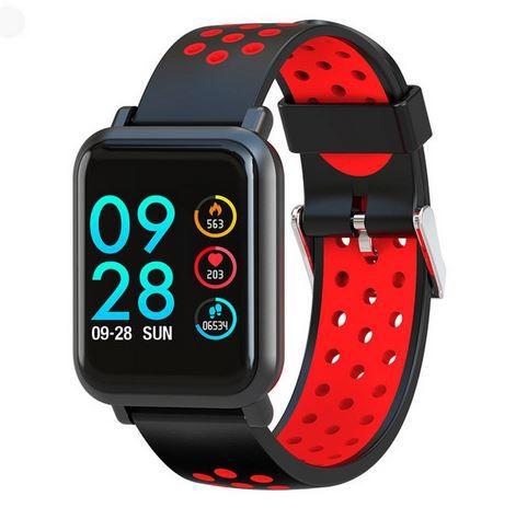 Smartwatch COLMI S9 2.5D Tela Gorilla Glass Monitor Cardíaco à Prova D'água