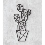 Decorativo 2D - Cactus geométrico