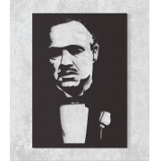 Decorativo 2D - Don Vito Corleone