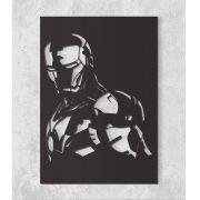 Decorativo 2D - Homem de Ferro