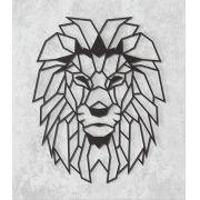 Decorativo 2D - Leão