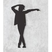 Decorativo 2D - Michael Jackson 3