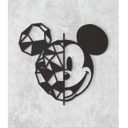 Decorativo 2D - Mickey geométrico