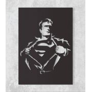 Decorativo 2D - Superman