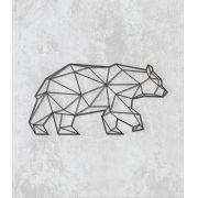 Decorativo 2D - Urso