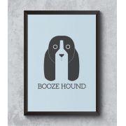 Decorativo - Booze Hound ArtPo
