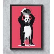 Decorativo - Certamente é um Panda