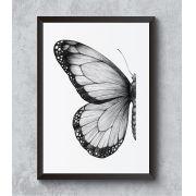 Decorativo - Desenho de borboleta
