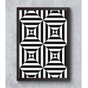 Decorativo - Truque geométrico