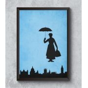 Decorativo - Umbrella Lady
