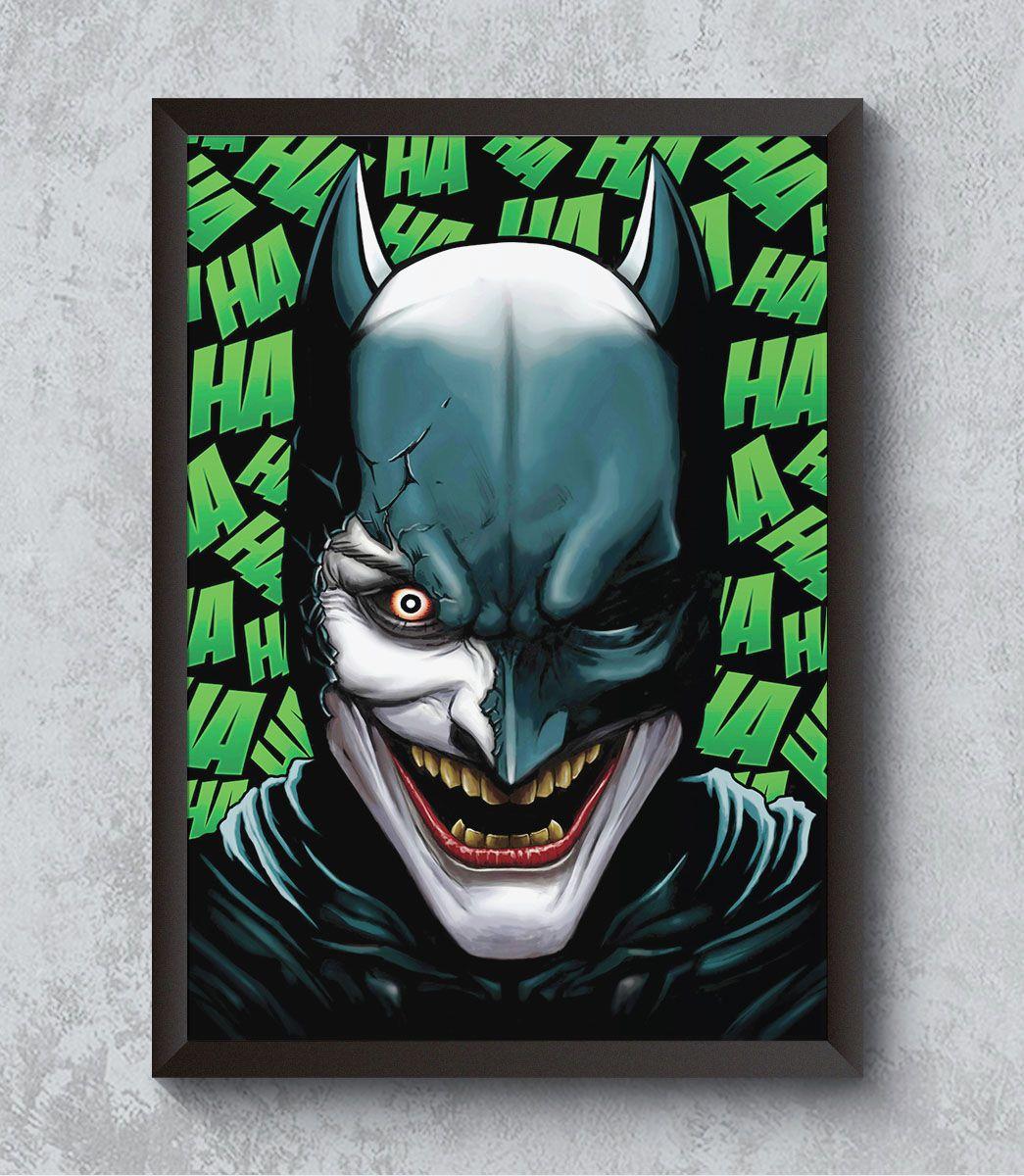 Decorativo - Batman Vs Coringa