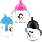 Copo Treinamento Pinguim 260ml  (12 meses) - Philips Avent