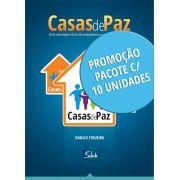 Kit Casas de Paz - Manual e Chaveiros - Danilo Figueira - Selah Produções