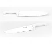 Kit Faca Chef Profissional em Aço Inox 10' 2 pçs Gourmet Mix
