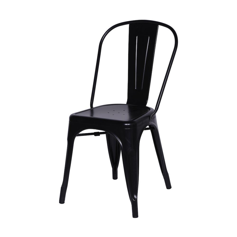 Cadeira de Jar Retro PRETA