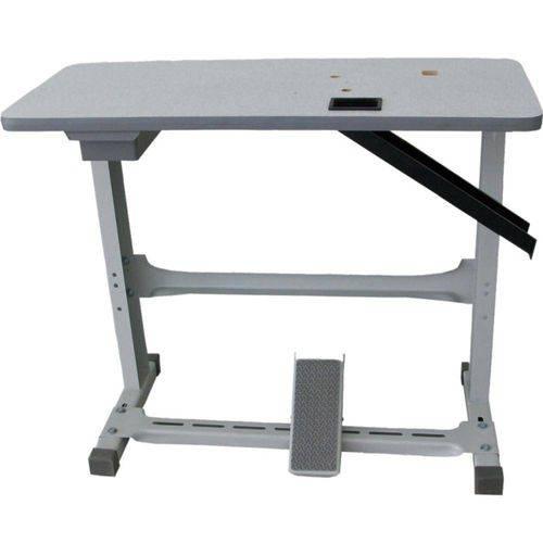 Mesa Para Máquina de Costura Overloque Semi Industrial