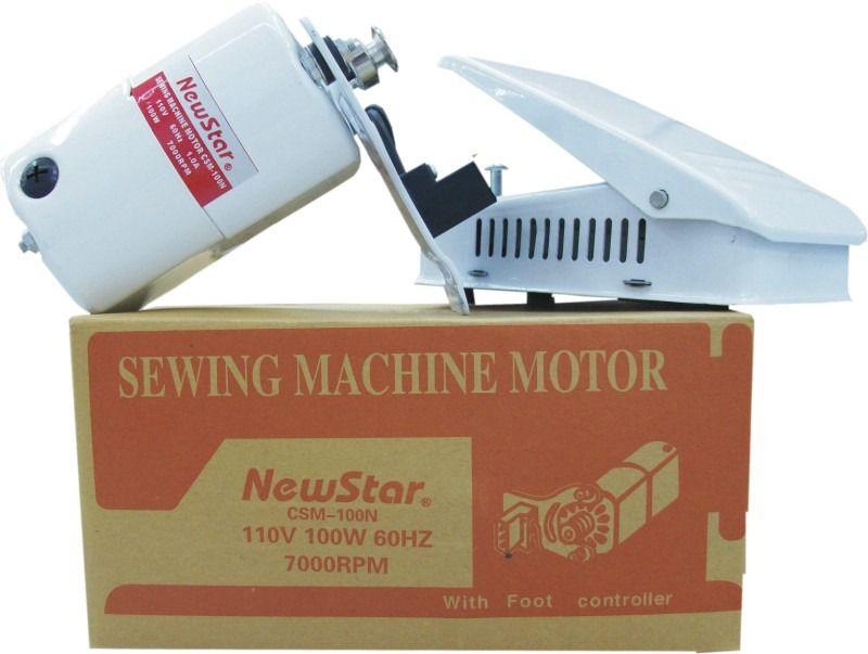 Motor Doméstico para Máquina de Costura