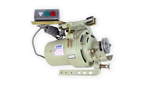 Motor Industrial Baixa Rotação Silencioso Máquina De Costura
