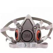 Respirador Semifacial 6200 2 CARTUCHOS - C.A 4115 - 3M