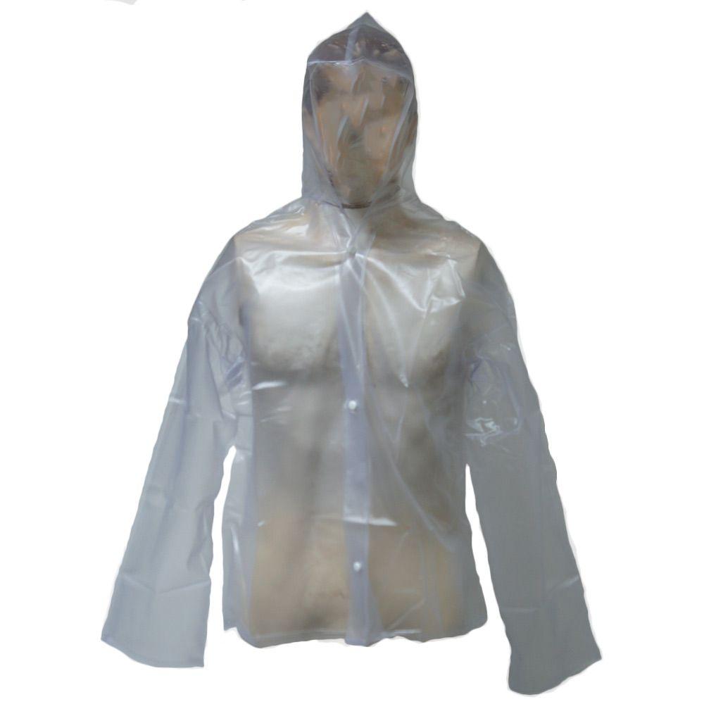 Blusão PVC Translucido Light ( P a XG) - C.A.37443 - NEXUS  - NEXUSEPI
