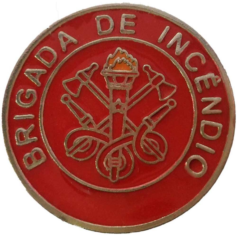 Broche Brigada de Incêndio - NEXUS  - NEXUSEPI