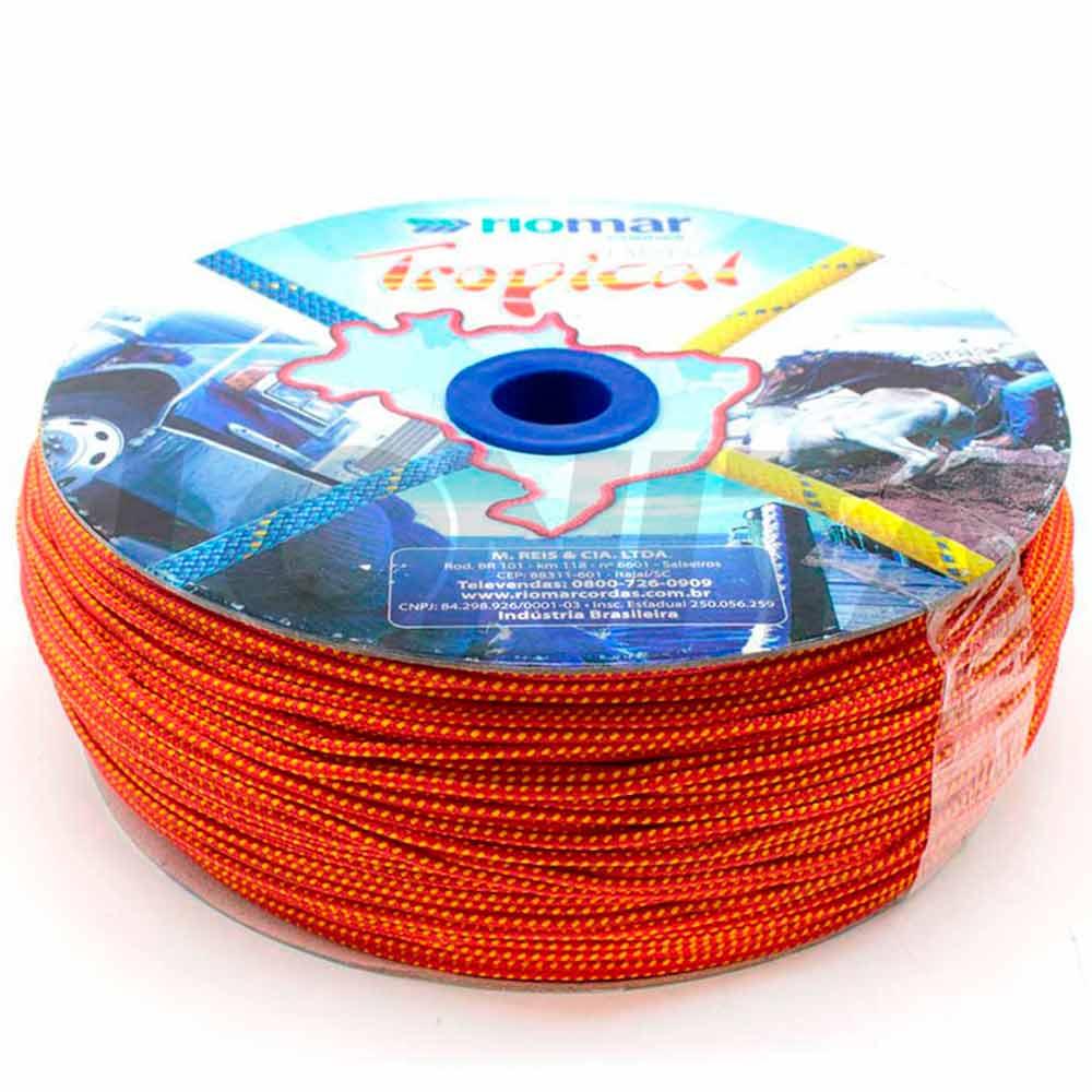 Corda Trançada PP (3MM a 12 MM) - TROPICAL   - NEXUSEPI