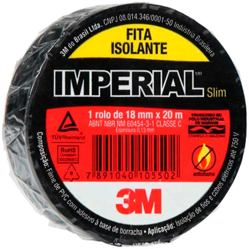 Fita Isolante Imperial (18MM X 20M) - 3M  - NEXUSEPI