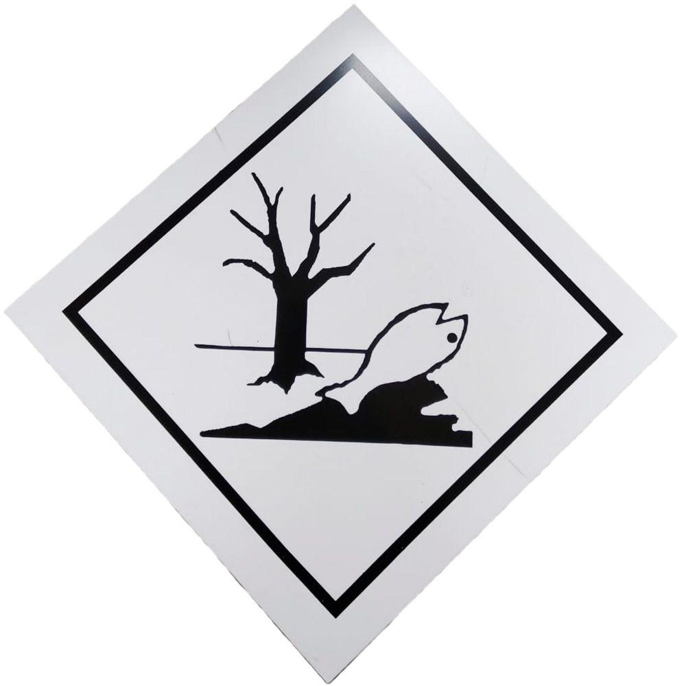 Placa Meio Ambiente  - NEXUSEPI