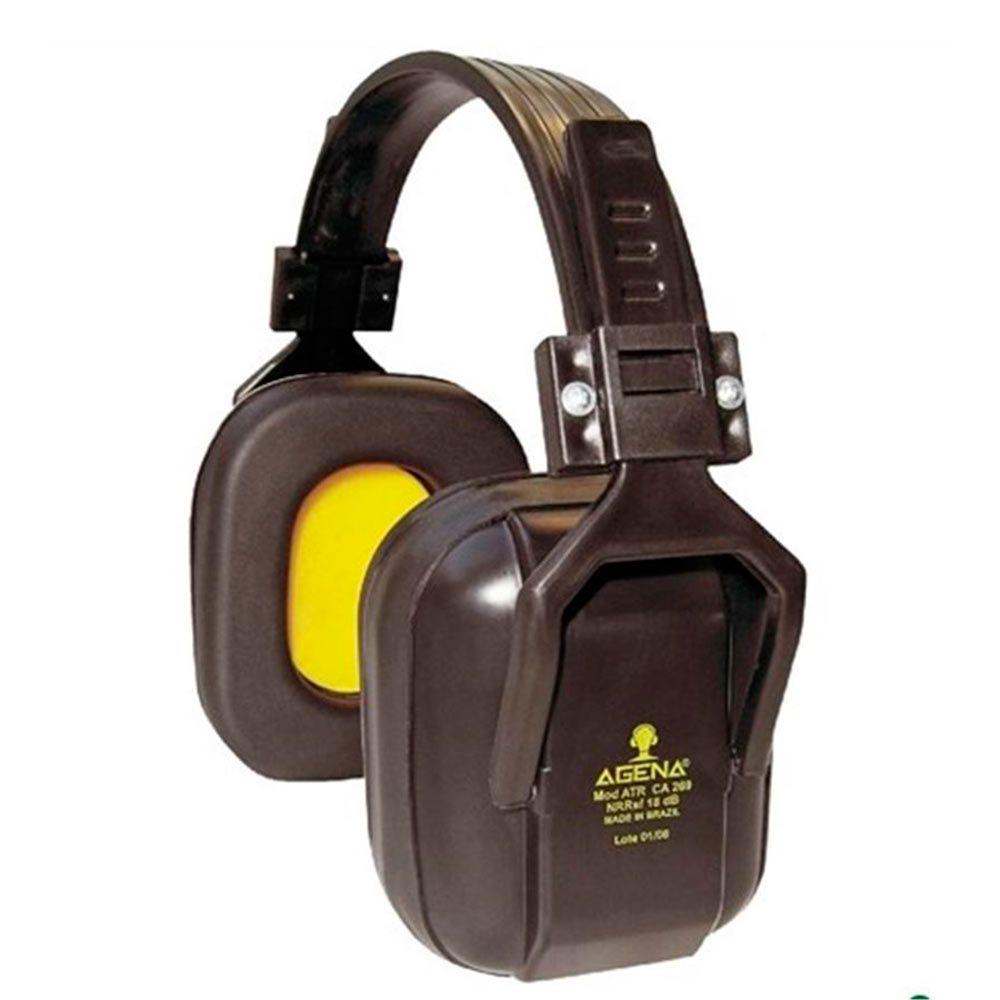 Protetor Auricular Agena Concha Metal ATR C.A 269 - NEXUS  - NEXUSEPI