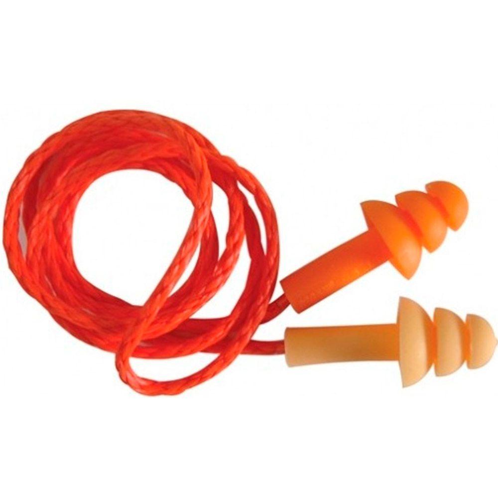 Protetor Auricular Plug Silicone - C.A.18189 - PLASTCOR  - NEXUSEPI