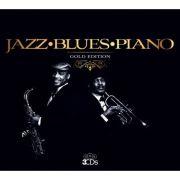 BOX TRIPLO JAZZ BLUES PIANO - GOLDEN EDITION