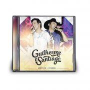 CD GUILHERME E SANTIAGO - ACUSTICO 20 ANOS