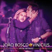 CD João Bosco & Vinícius - Céu de São Paulo