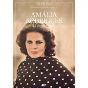 DVD AMALIA RODRIGUES - DEFINITIVE COLLECTION