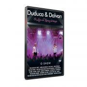 DVD DUDUCA & DALVAN - OS LEÕES DA MUSICA SERTANEJA