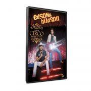 DVD EDSON & HUDSON - FAÇO UM CIRCO PRA VOCÊ