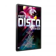 DVD FESTA DA DISCO VOL. 3