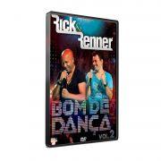 DVD RICK & RENNER - BOM DE DANÇA