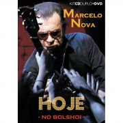KIT CD+DVD Marcelo Nova -  Hoje no Bolshoi (3 Discos)