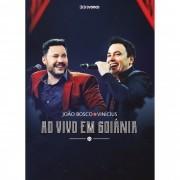 KIT DVD+CD João Bosco & Vinícius - Ao vivo em Goiânia