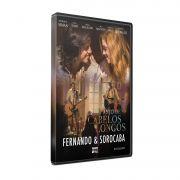KIT DVD+CD FERNANDO & SOROCABA - ANJO DE CABELOS LONGOS