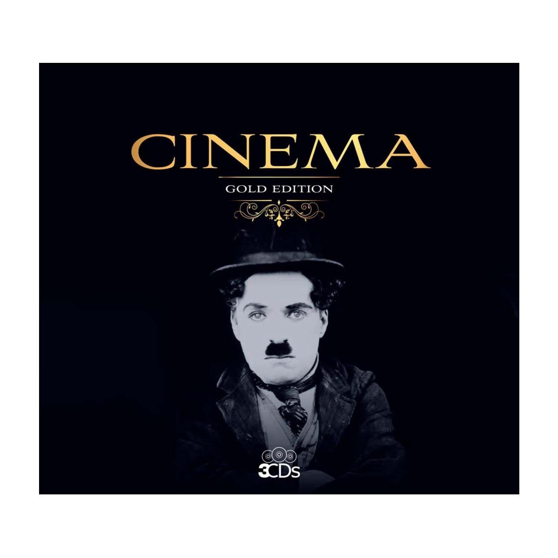 BOX TRIPLO CINEMA - GOLDEN EDITION