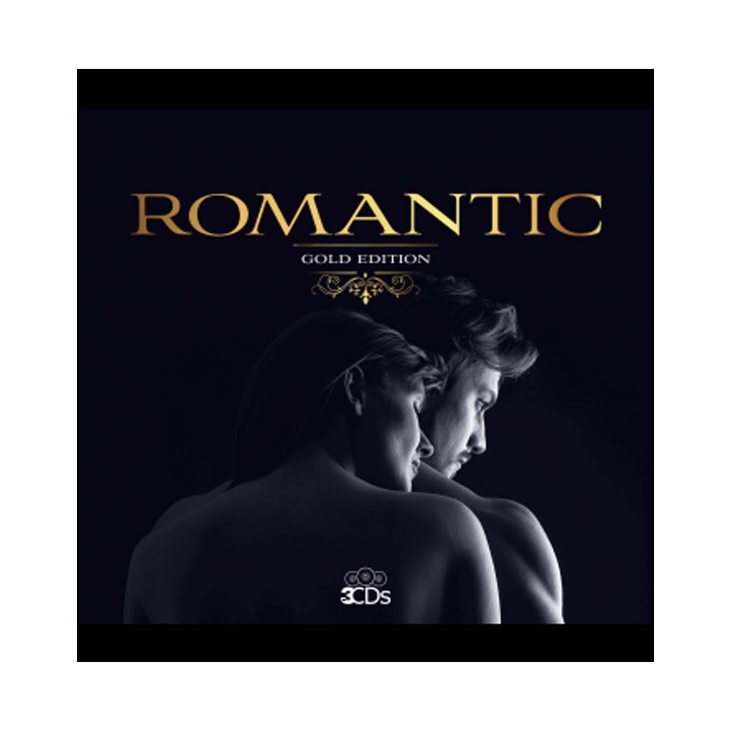 BOX TRIPLO ROMANTIC - GOLDEN EDITION