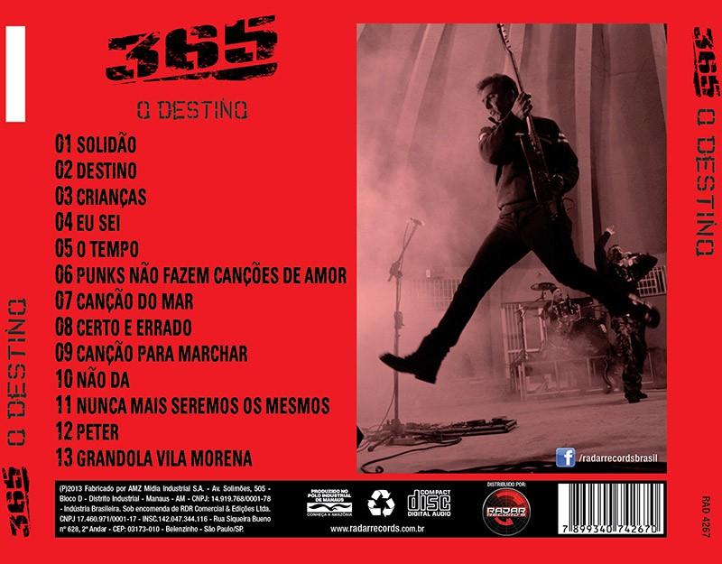 CD 365 - O DESTINO