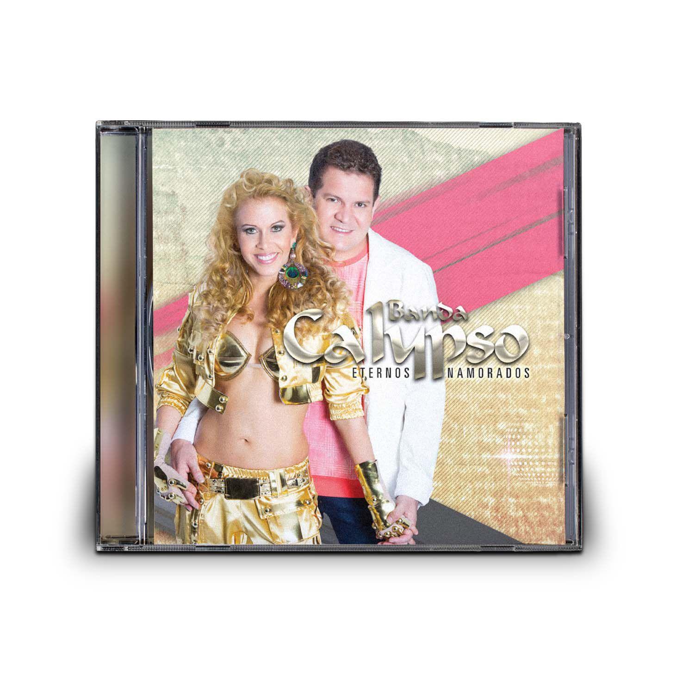 CD BANDA CALYPSO - ETERNOS NAMORADOS