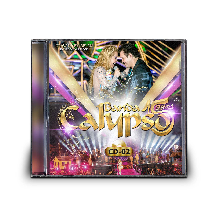 CD BANDA CALYPSO - 15 ANOS (CD 2)