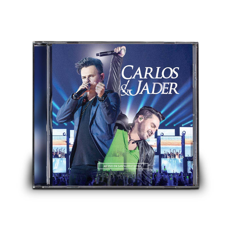 CD CARLOS E JADER - AO VIVO