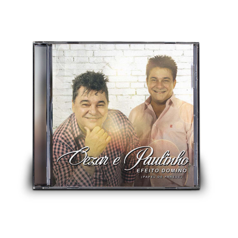 CD CEZAR & PAULINHO - EFEITO DOMINÓ