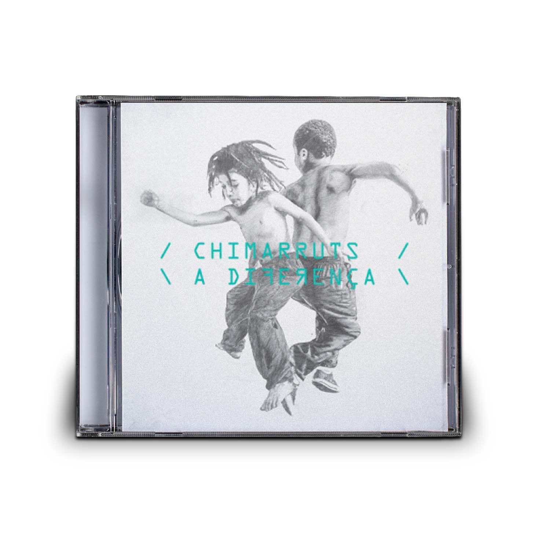 CD CHIMARRUTS - A DIFERENÇA